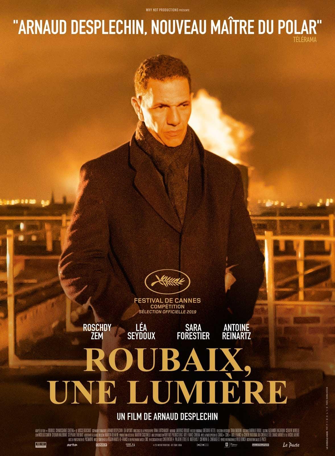 voir film Roubaix, une lumière streaming