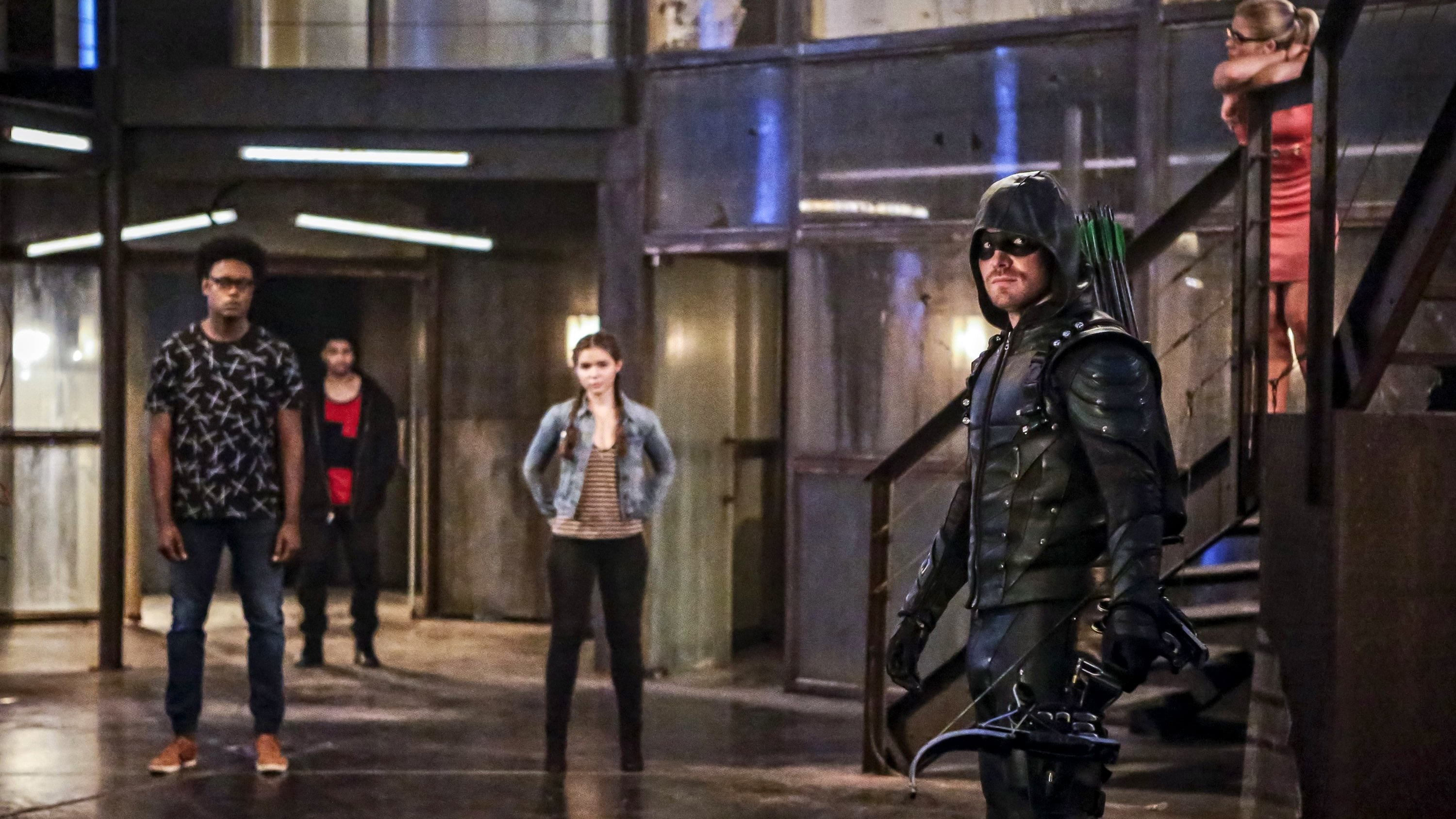 Arrow Season 5 :Episode 2  The Recruits