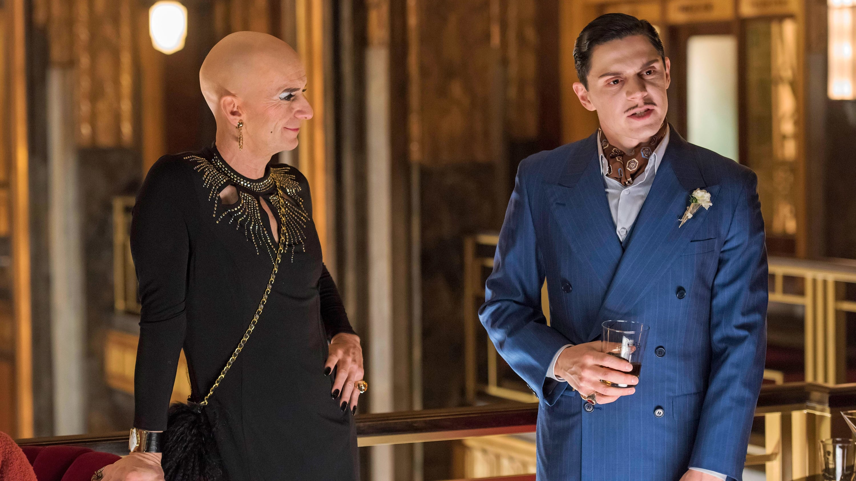 American Horror Story Season 5 :Episode 12  Be Our Guest