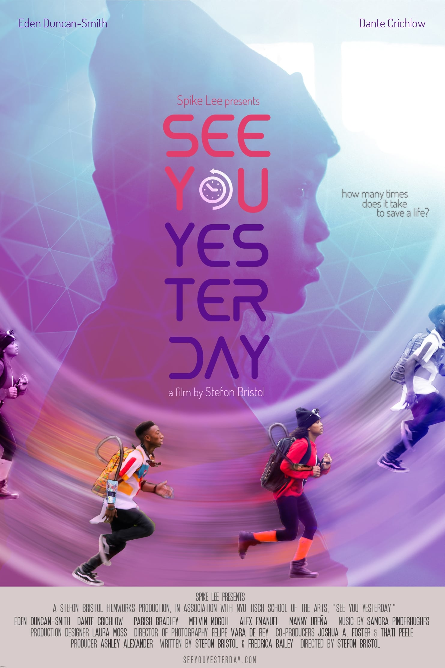 See You Yesterday (2017)