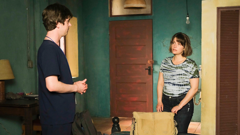 The Good Doctor Season 4 :Episode 20  Vamos (2)
