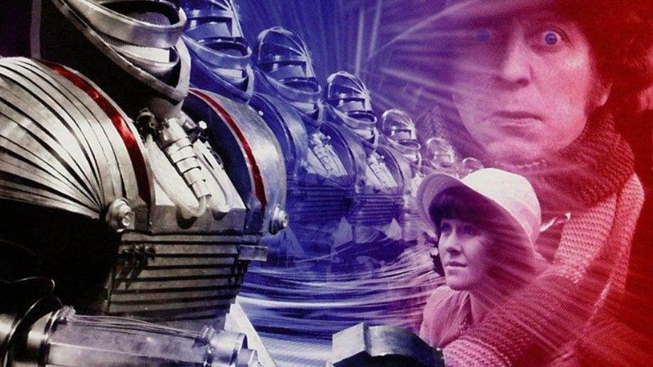 Doctor Who Season 12 :Episode 1  Robot, Part One