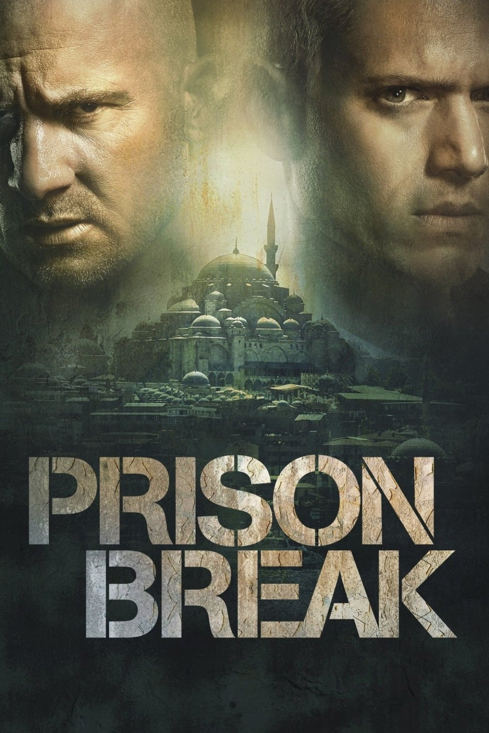Prison Break – Todas as Temporadas Dublado / Legendado (2009)