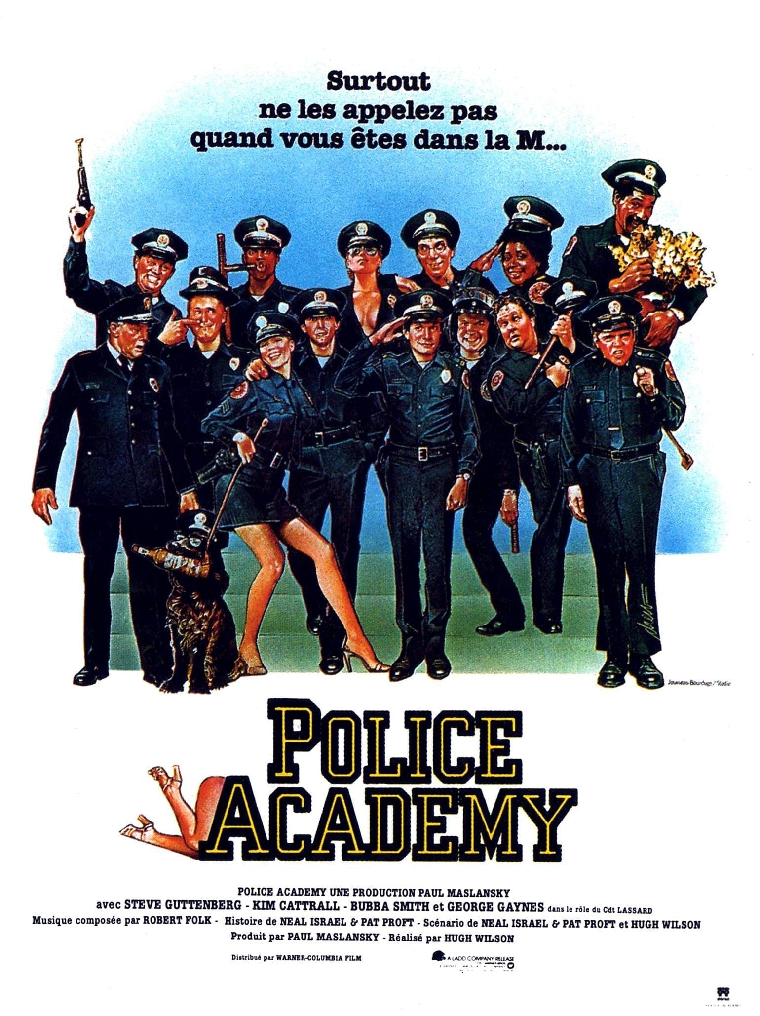 Police Academy 1 Stream Deutsch
