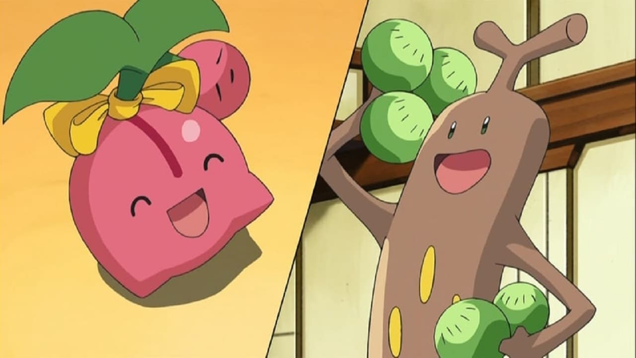 Pokémon Season 12 :Episode 21  Battling a Cute Drama!