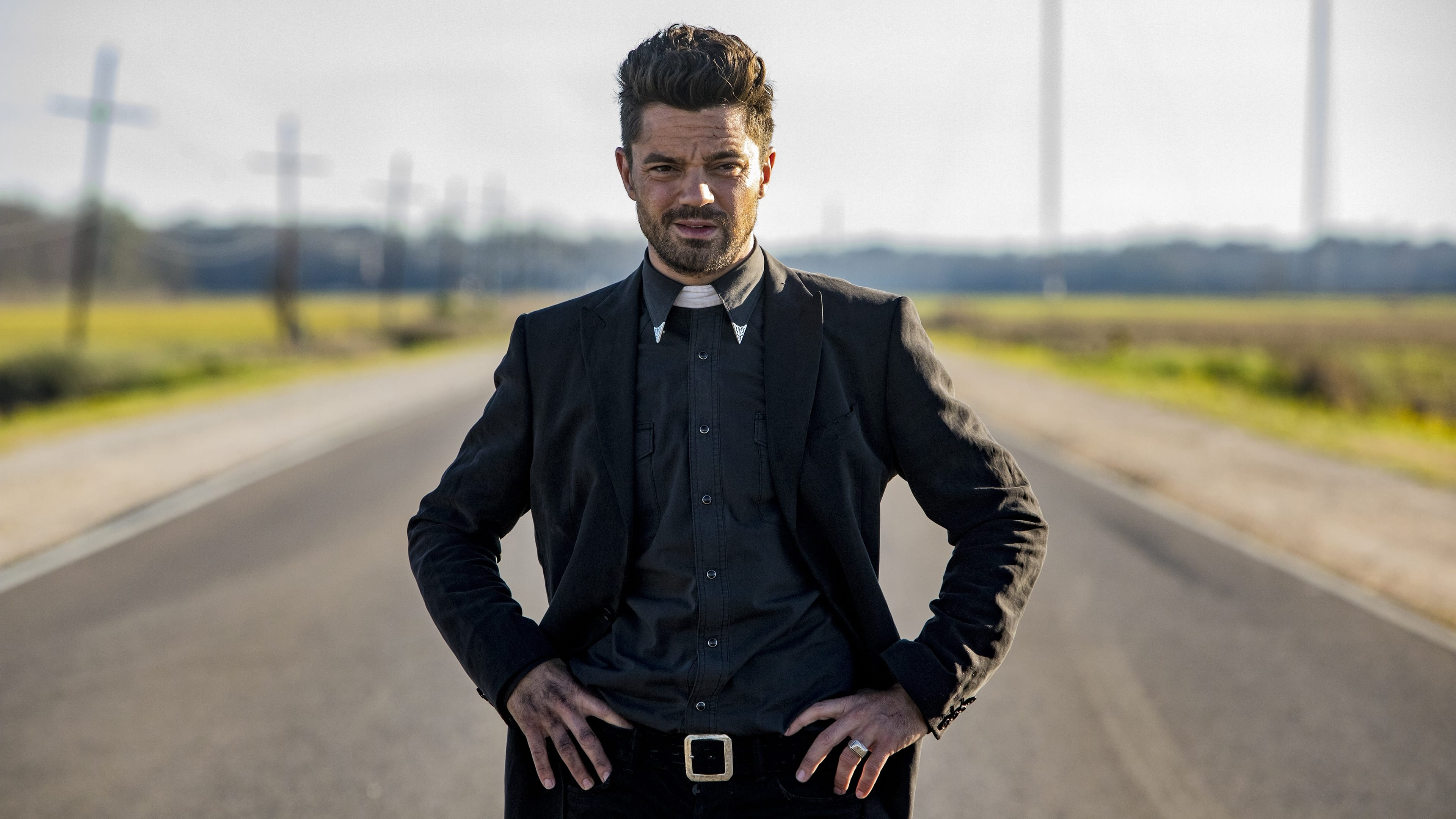 Preacher Season 2 :Episode 1  On the Road