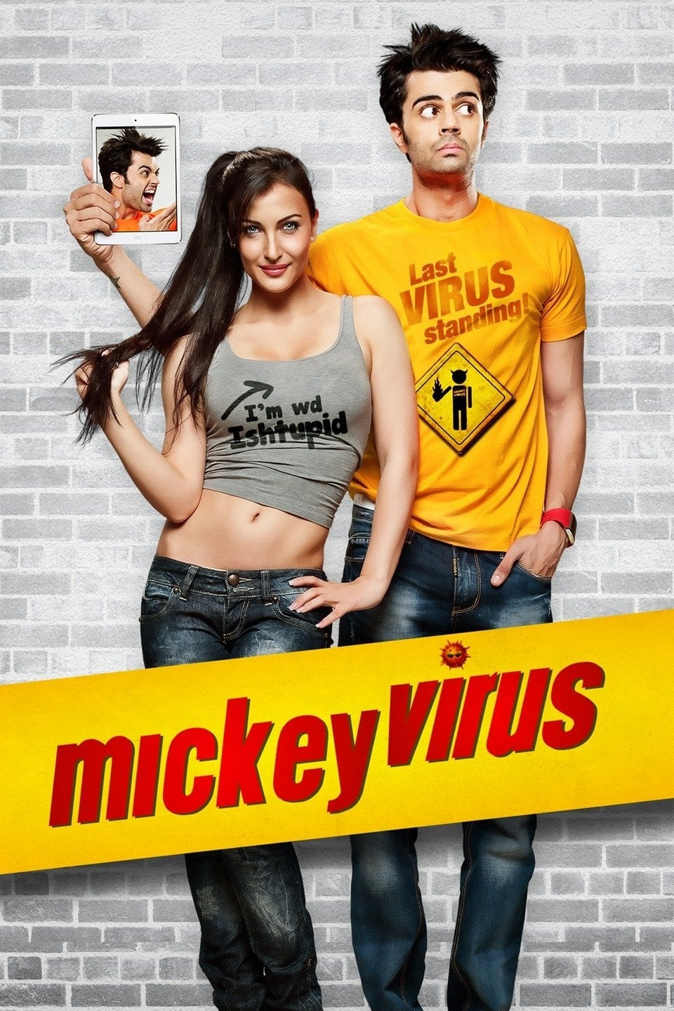 Mickey Virus (2013) 1080p AMZN WeB-DL H264 DDP 2.0 – DusIcTv | 7.36 GB |