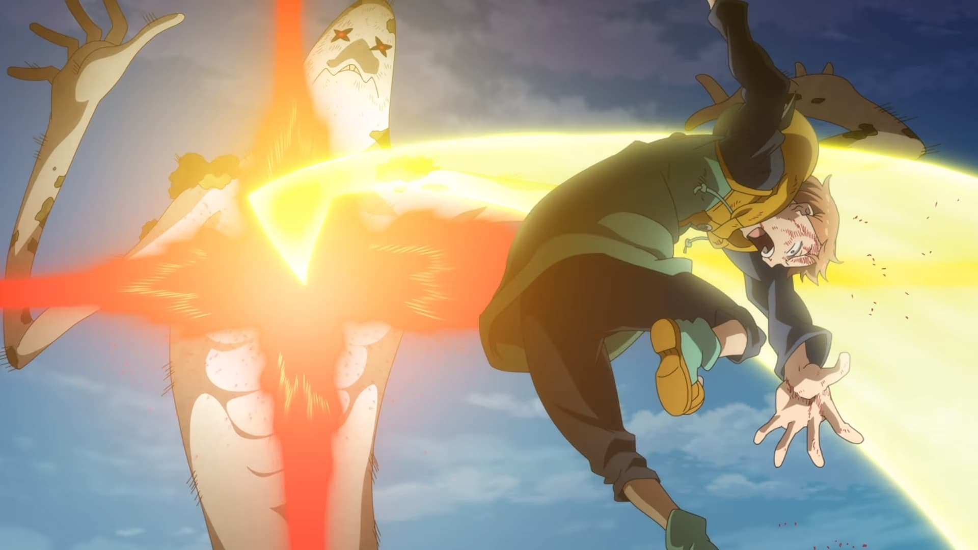 The Seven Deadly Sins Season 2 :Episode 4  The Ten Commandments on the Move