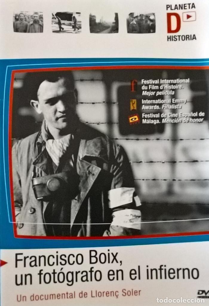 Francisco Boix: un fotógrafo en el infierno