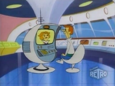 The Jetsons Season 2 :Episode 19  Hi-Tech Wreck