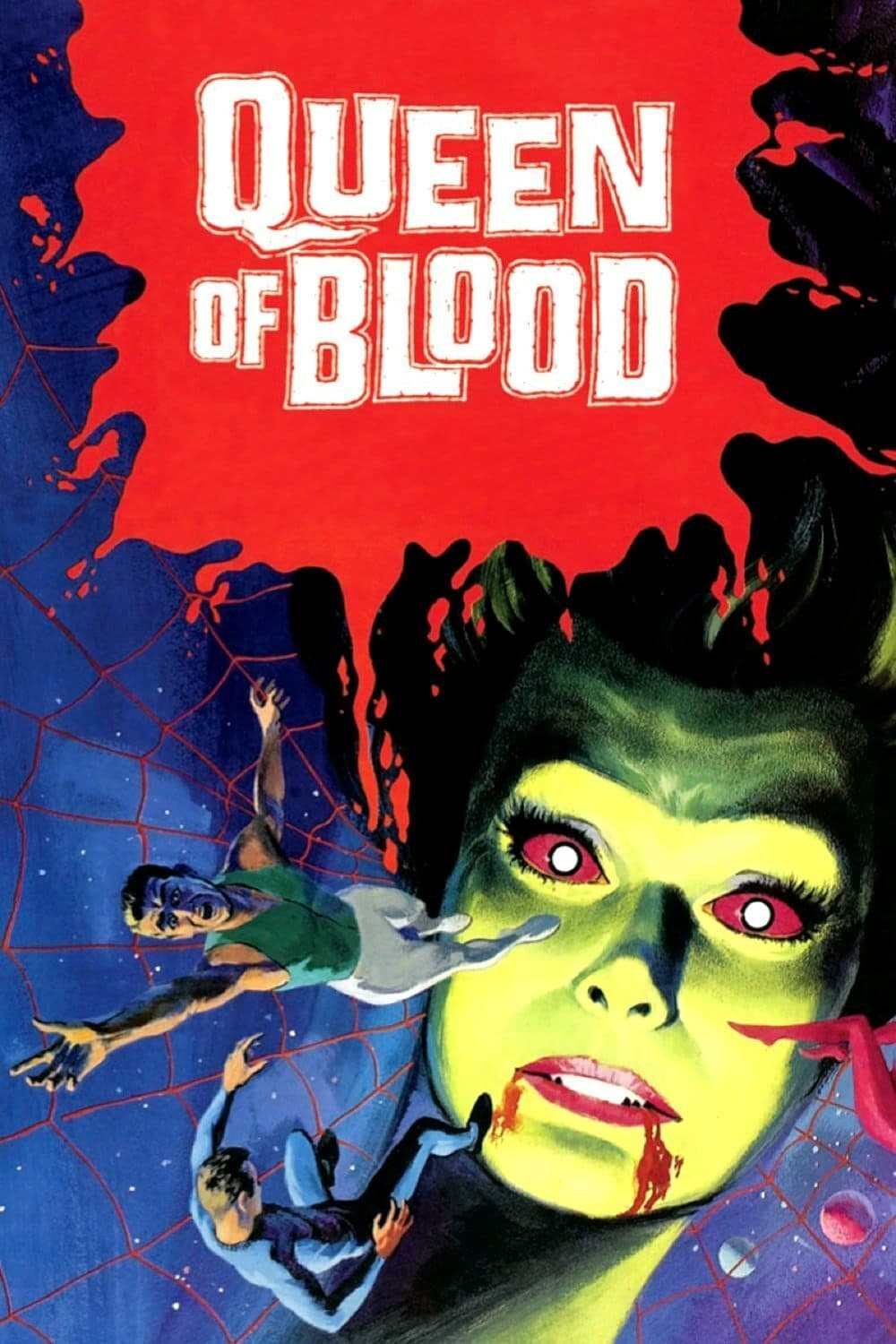 Queen of Blood on FREECABLE TV