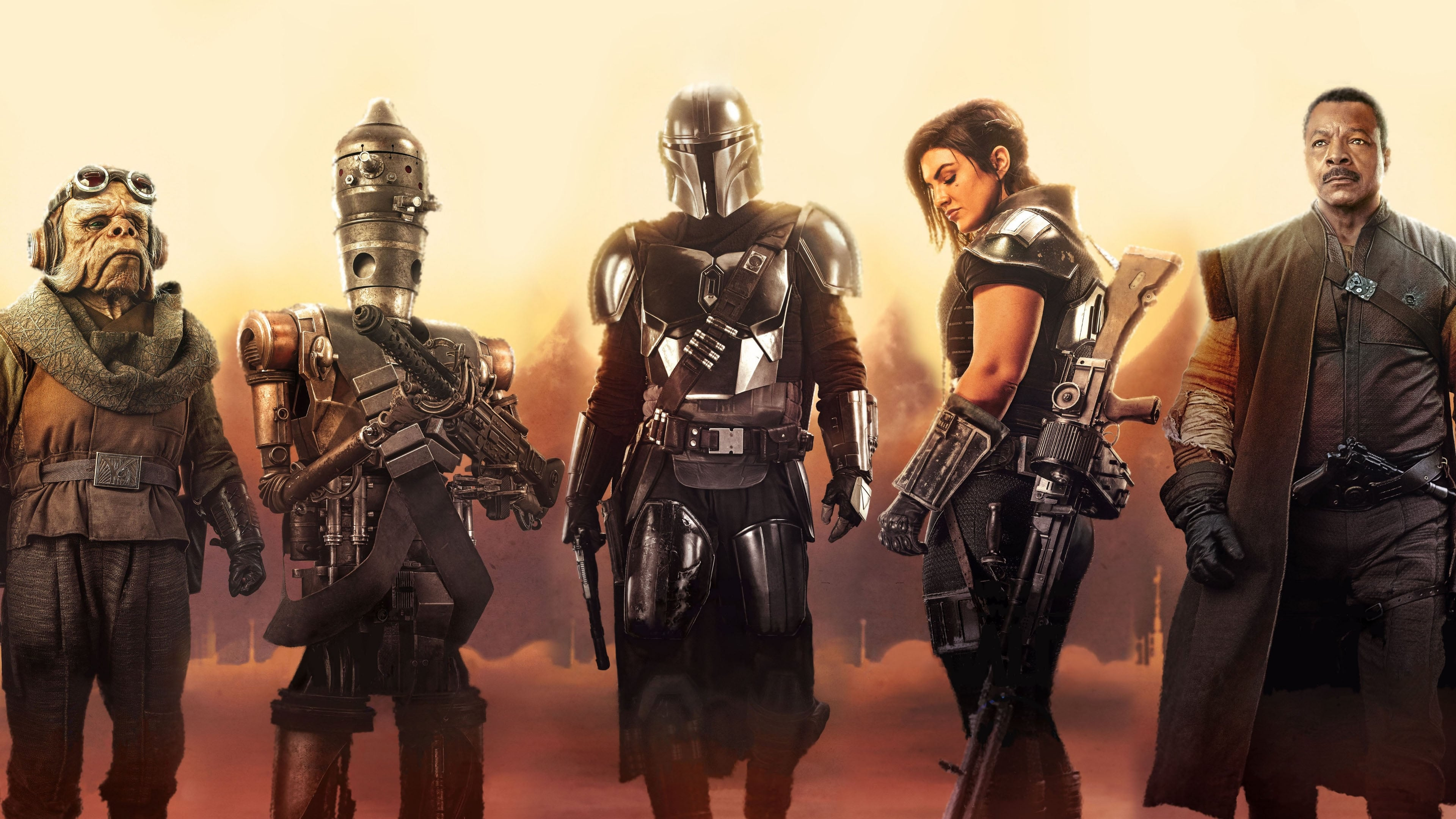 Second season The Mandalorian to release near the end of October