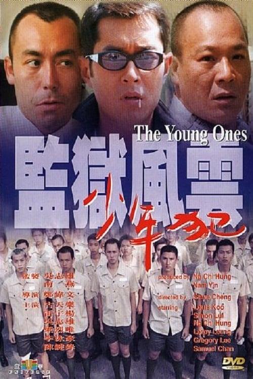 Ver Jian yu feng yun zhi shao nian fan Online HD Español (1999)