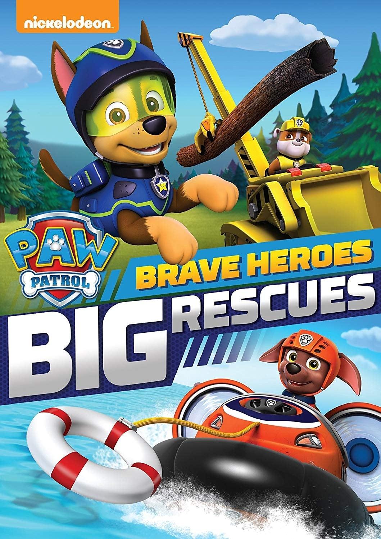 Paw Patrol: Brave Heroes, Big Rescues (2016)