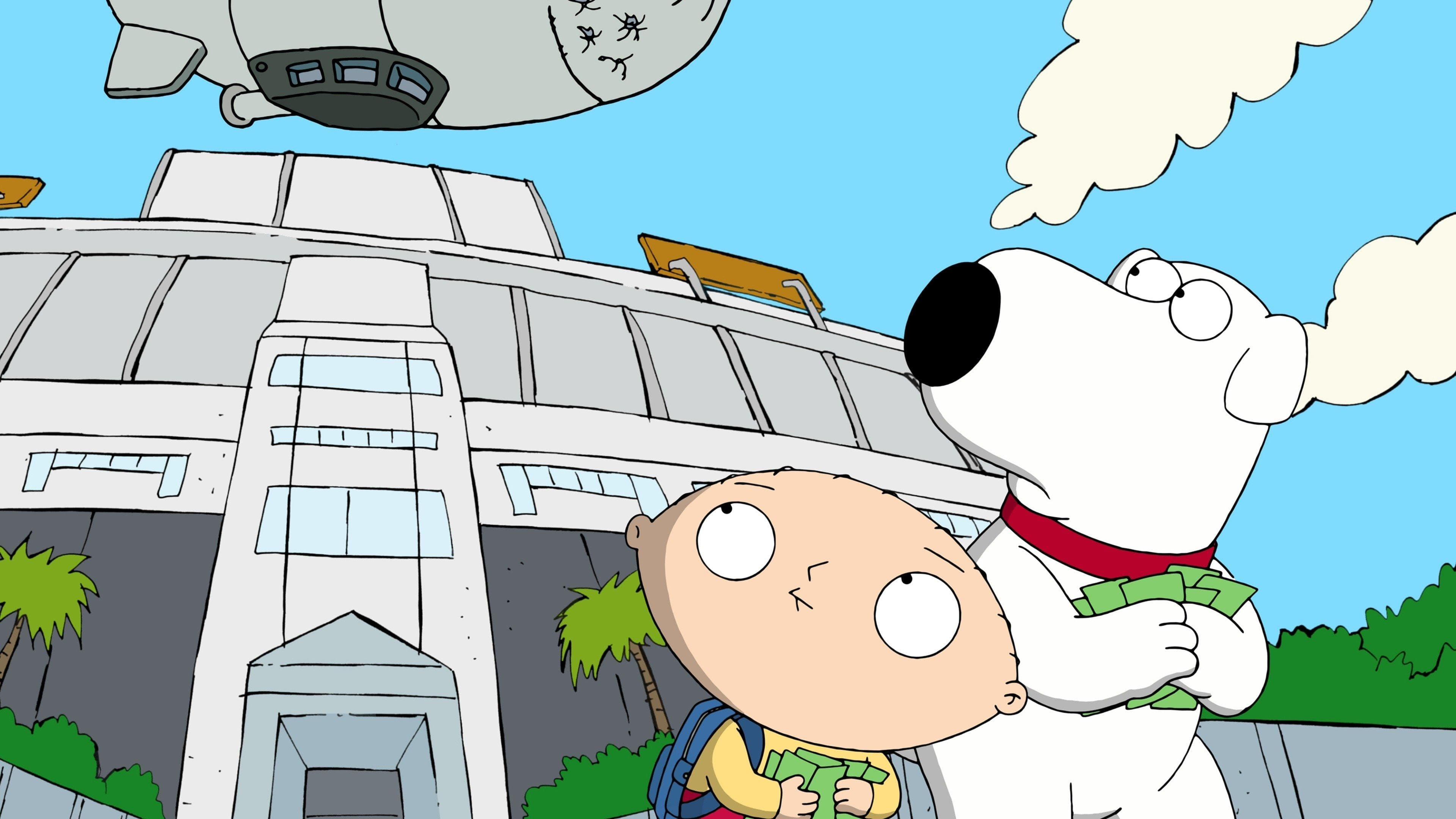 Family Guy Season 10 :Episode 5  Back to the Pilot
