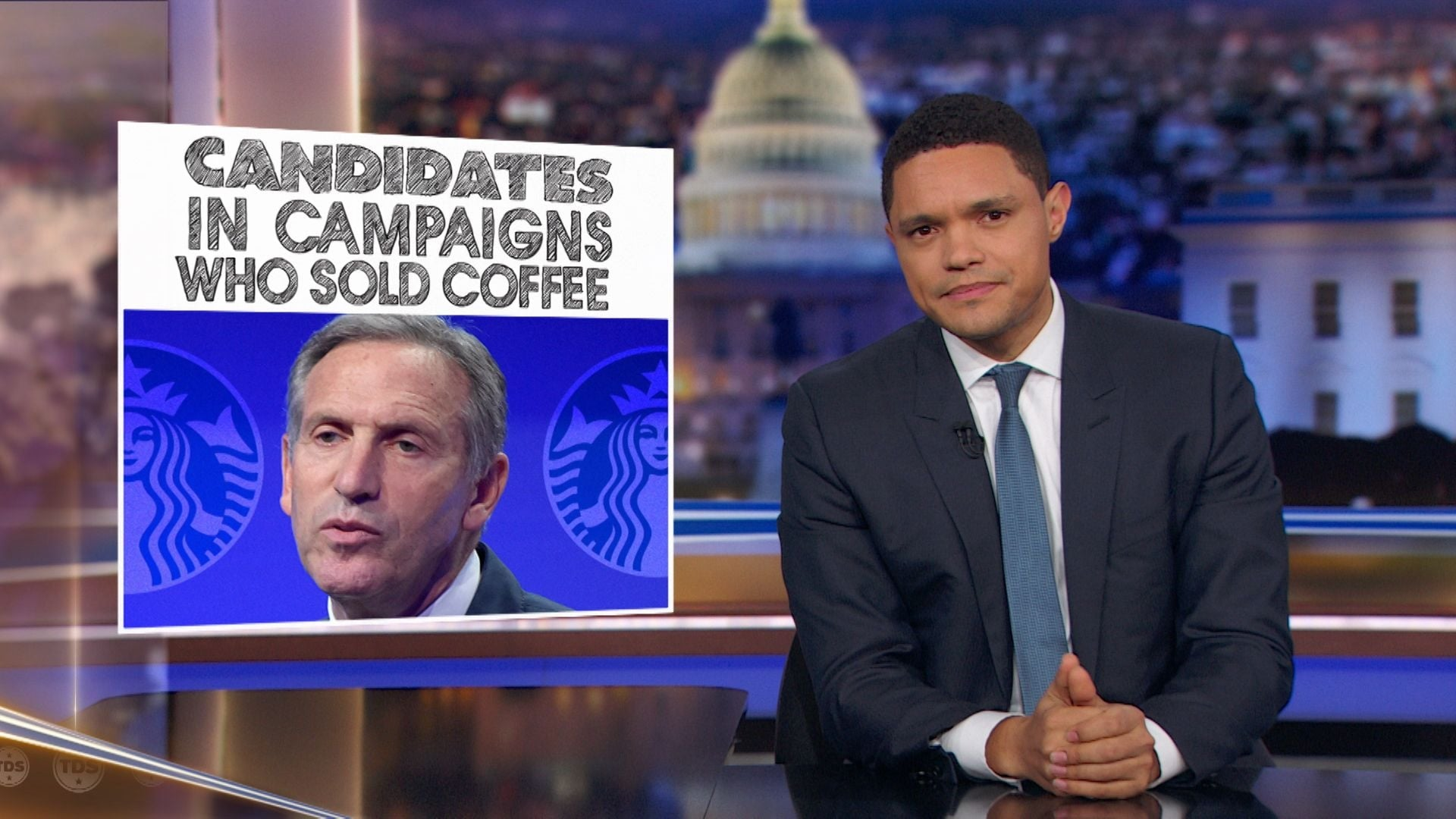 The Daily Show with Trevor Noah Season 24 :Episode 52  Sallie Krawcheck