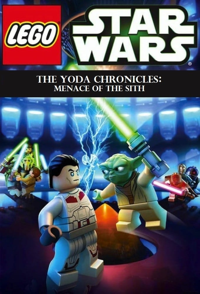 LEGO Star Wars: The Yoda Chronicles: Episode II: Menace of the Sith (2013)