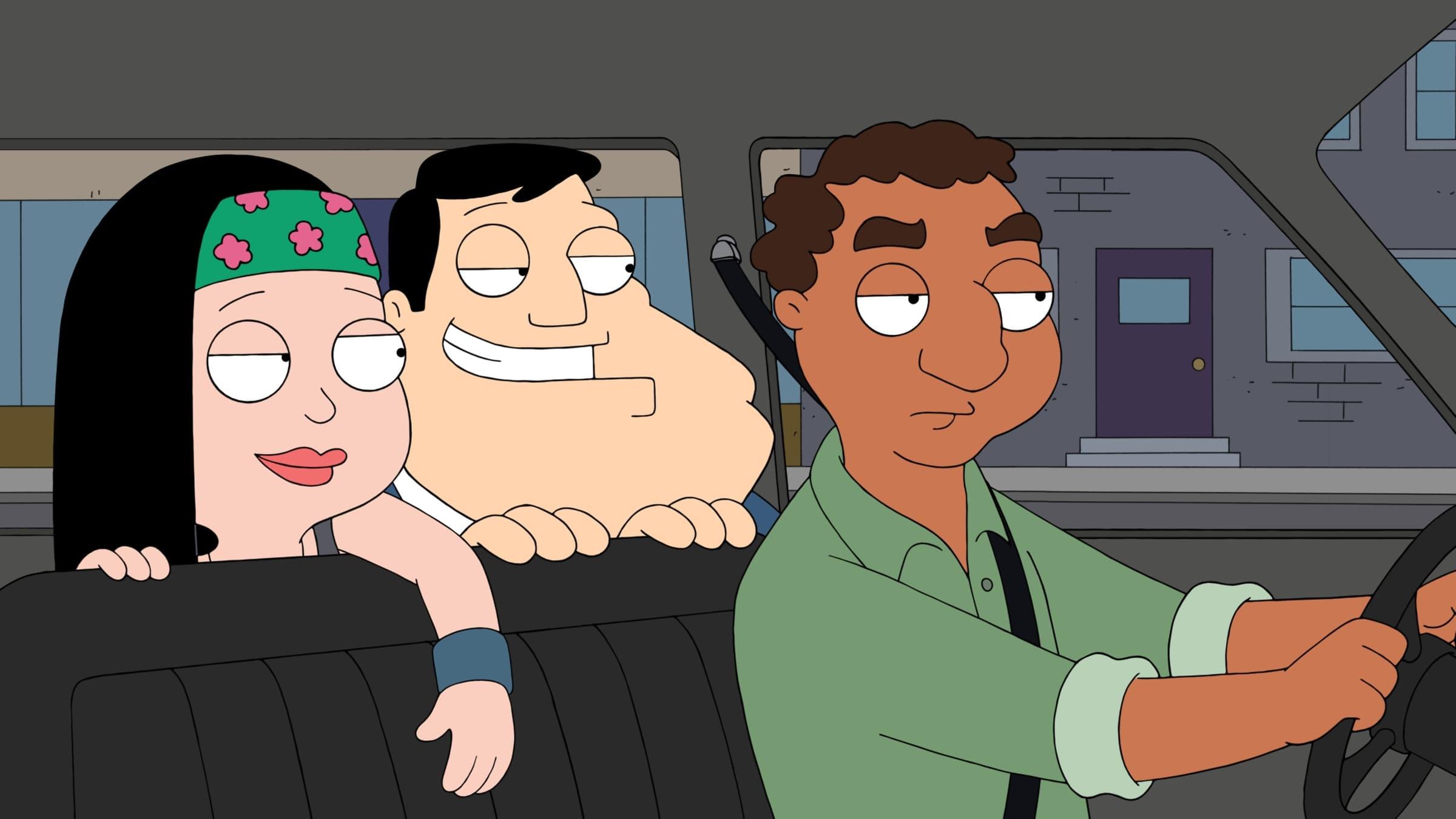 American Dad! Season 10 :Episode 16  She Swill Survive