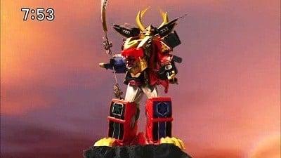 Super Sentai Season 35 :Episode 12  Guaranteed Showy Samurai