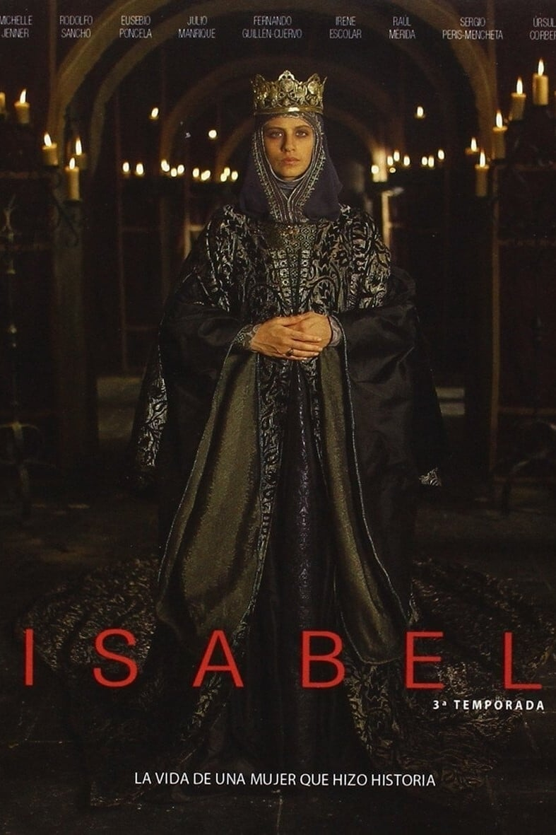 Isabel TV Shows About Palace Intrigue
