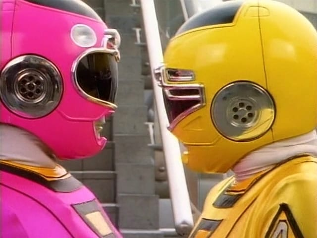 Super Sentai Season 20 :Episode 6  We Are... One-Way Traffic