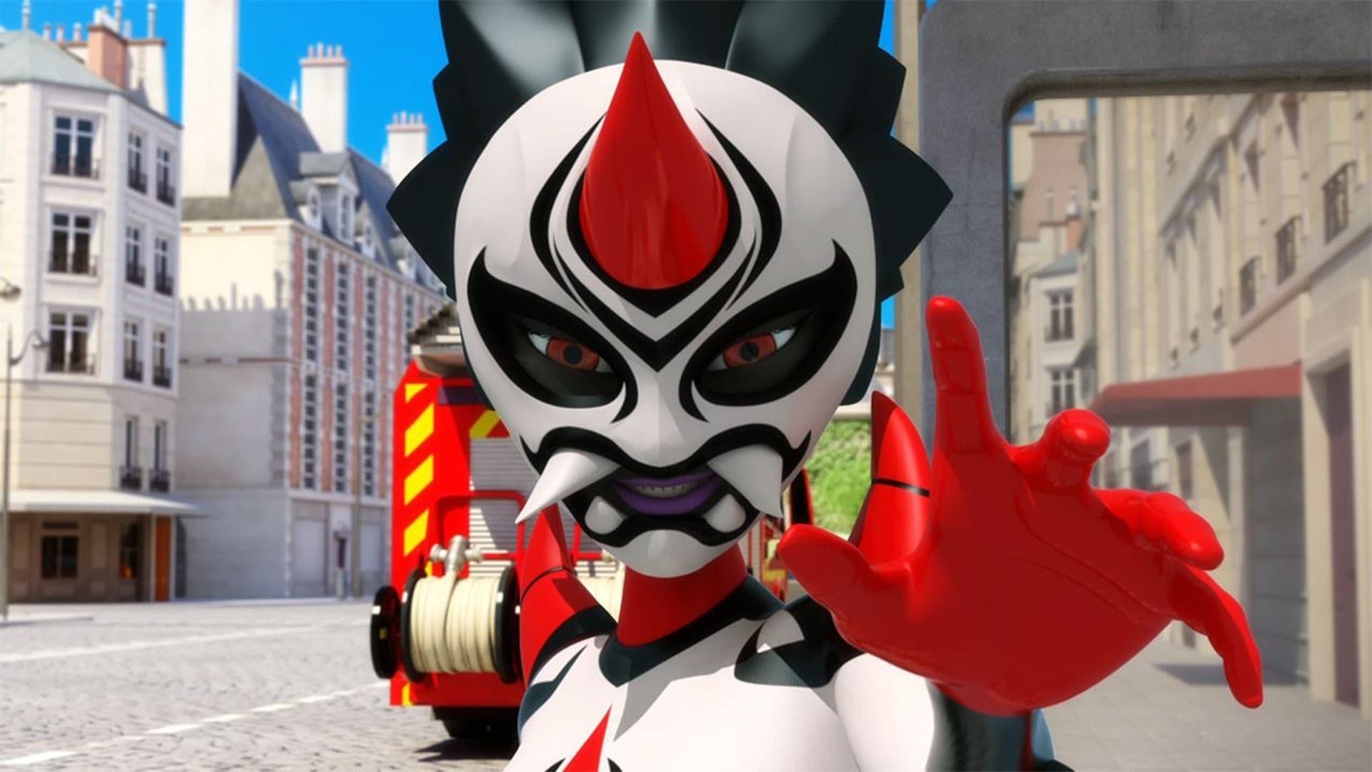 Miraculous: Tales of Ladybug & Cat Noir Season 3 :Episode 10  Oni-Chan