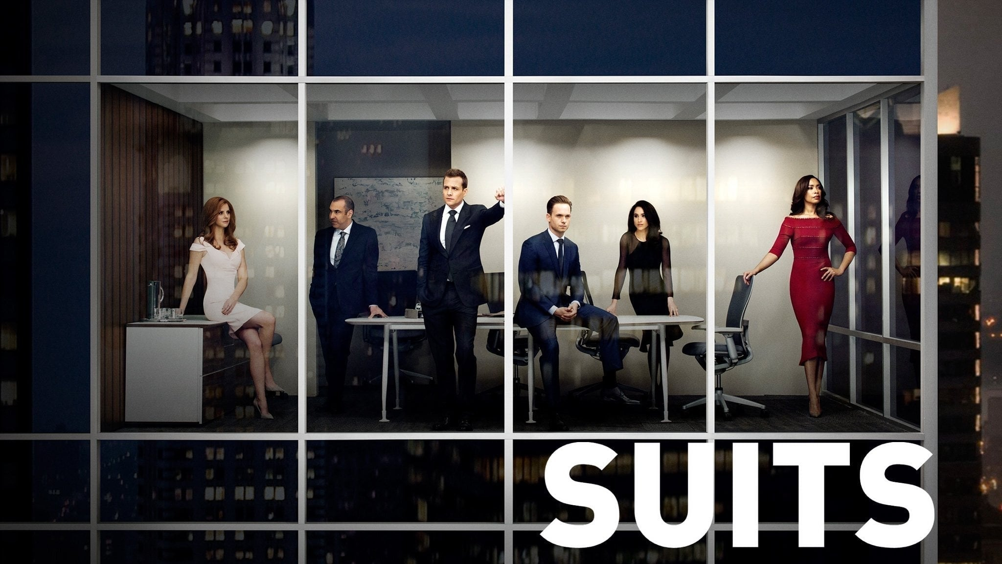 Suits - Season 0 Episode 10 : Pilot: Extended - Part 1