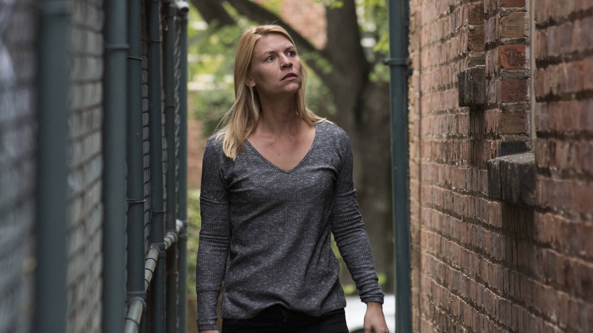 Homeland Season 7 :Episode 3  Standoff