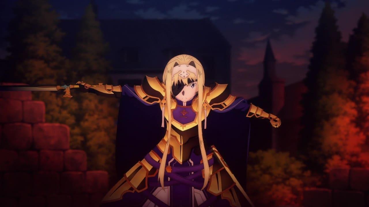 Sword Art Online: Alicization – War of Underworld: Episodi 2
