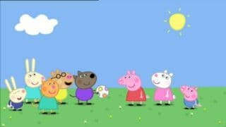 Peppa Pig Season 2 :Episode 49  Bouncy Ball