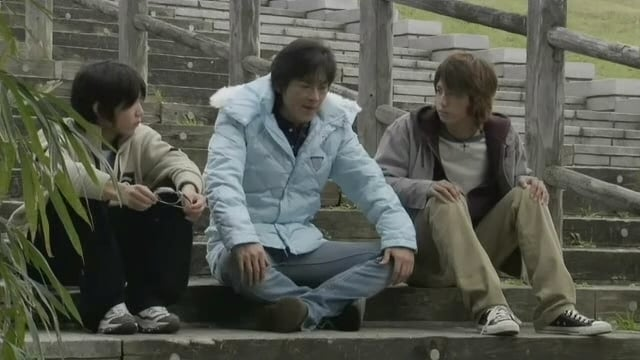 Kamen Rider Season 15 :Episode 41  Awakening of a Teacher and Student