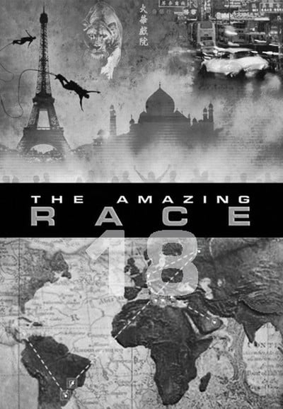 The Amazing Race Season 18