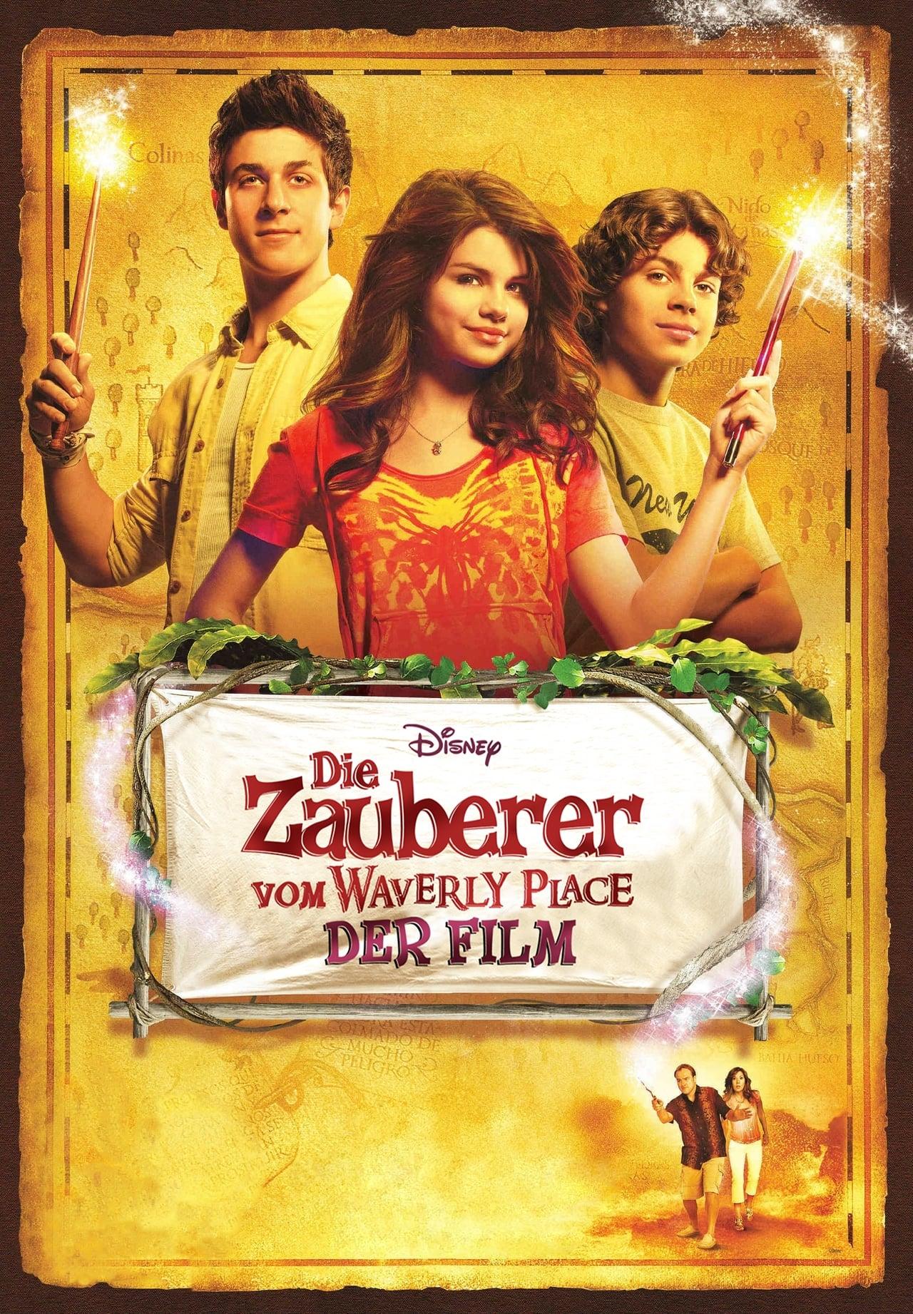 Die Zauberer Vom Waverly Place Die Rückkehr Ganzer Film Deutsch