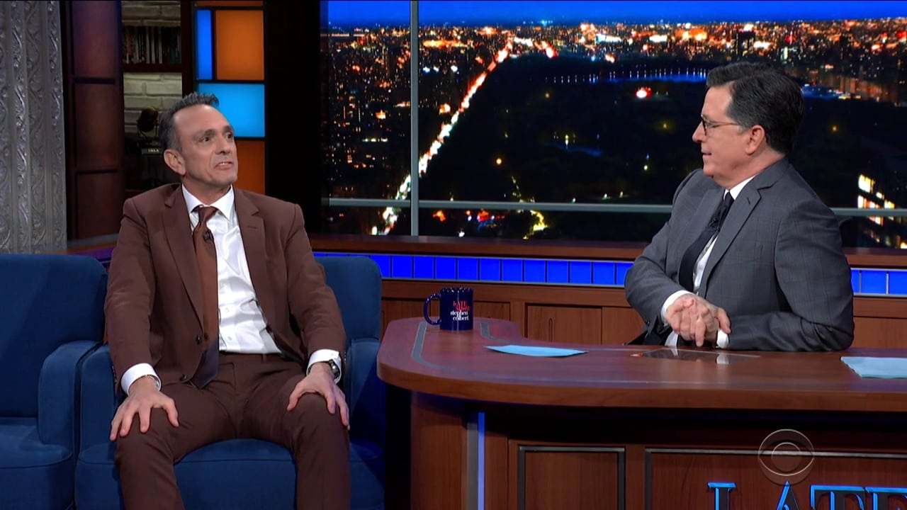 The Late Show with Stephen Colbert Season 5 :Episode 103  Hank Azaria / Suzy Nakamura