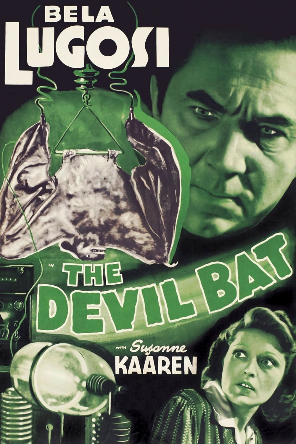 The Devil Bat on FREECABLE TV