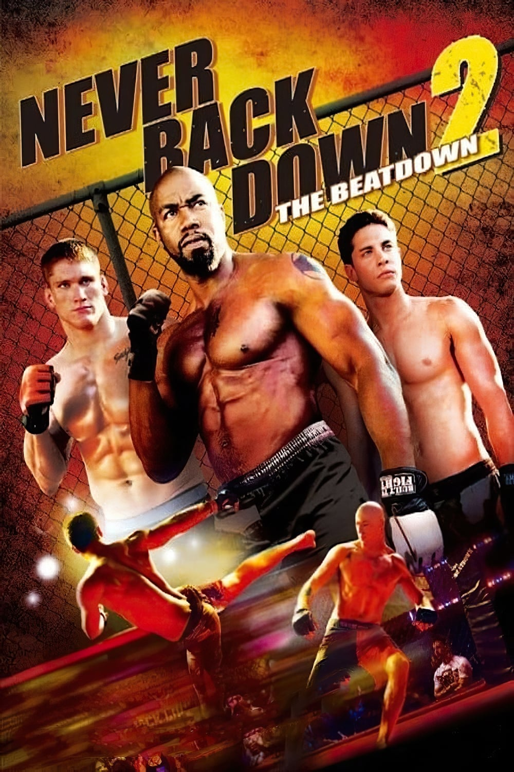 Never Back Down 2: The Beatdown on FREECABLE TV
