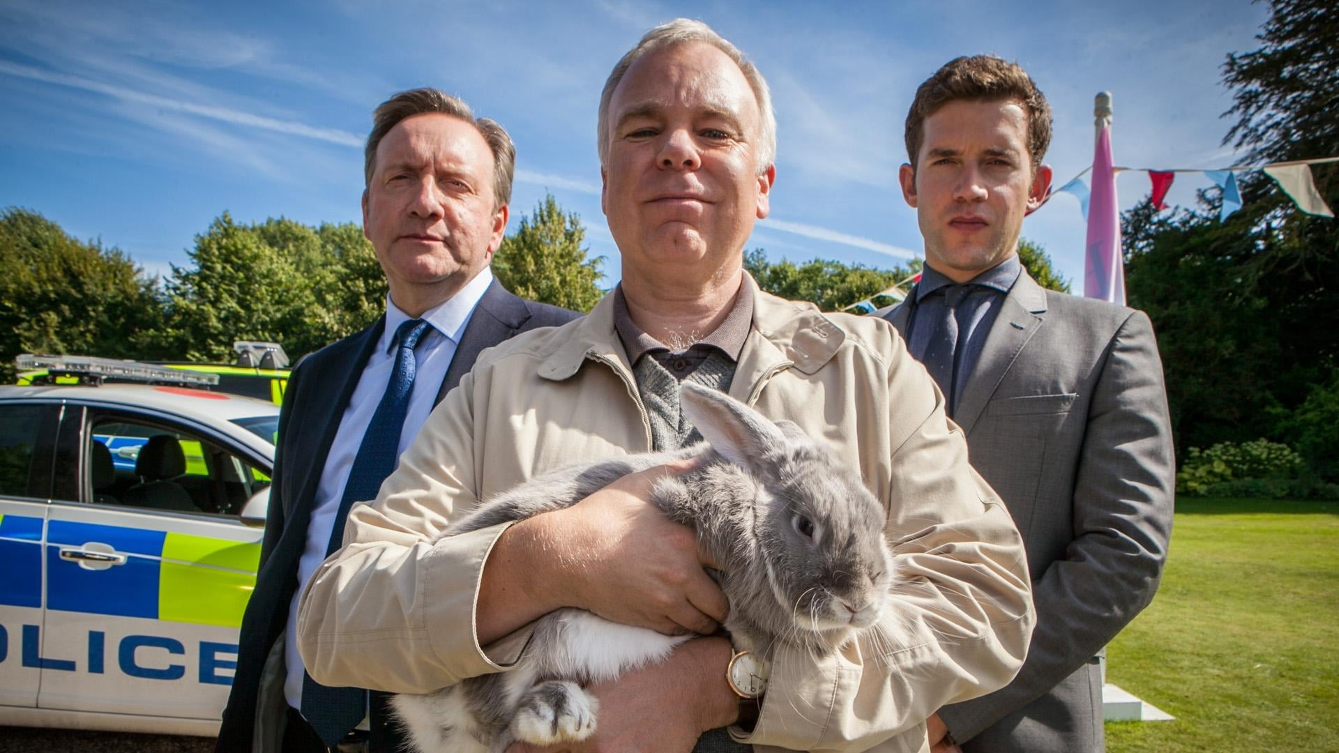 Midsomer Murders Season 19 :Episode 4  Red in Tooth & Claw