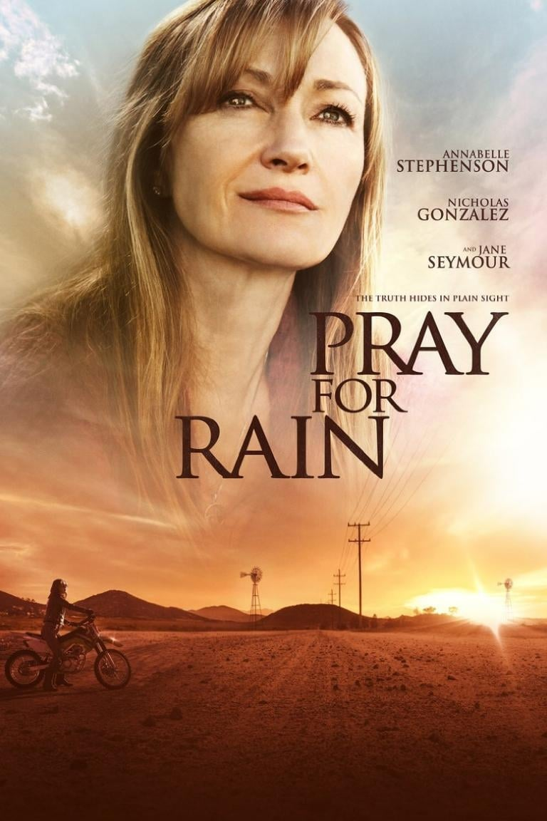 Póster Pray for Rain