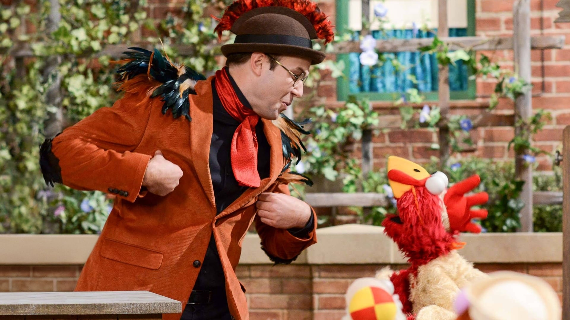 Sesame Street - Season 46 Episode 34 : School for Chickens
