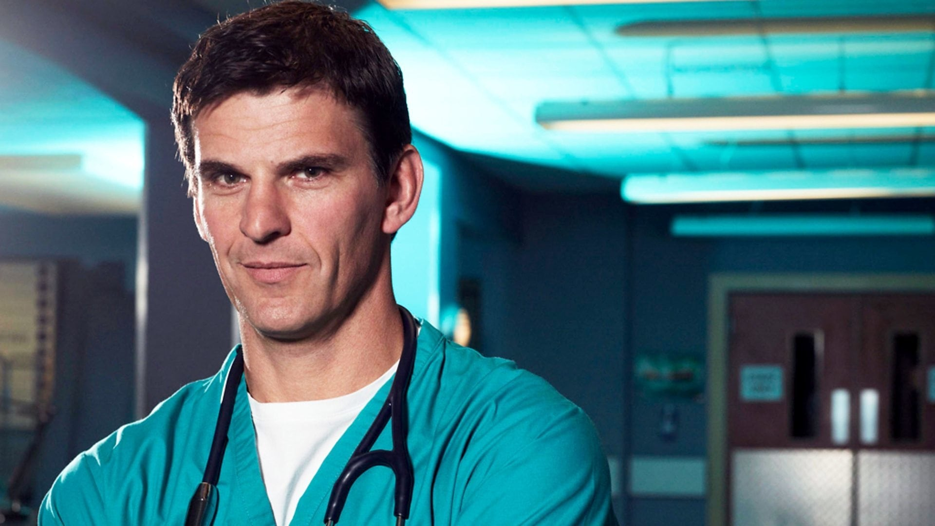Casualty Season 25 :Episode 40  Keep on Running - Part 1