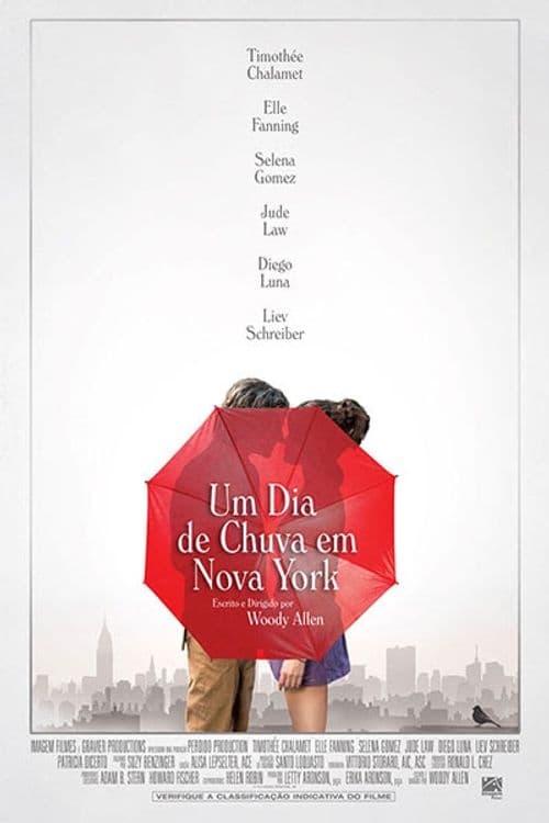 assistir filme um dia de chuva em nova york