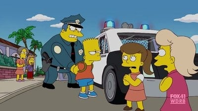 The Simpsons Season 20 :Episode 19  Waverly Hills, 9-0-2-1-D'oh