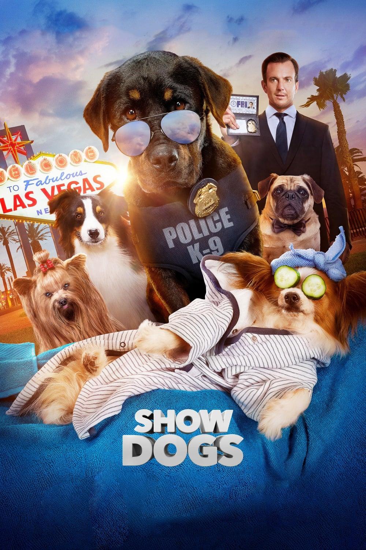Slaptasis agentas Maksas  / Show Dogs (2018)