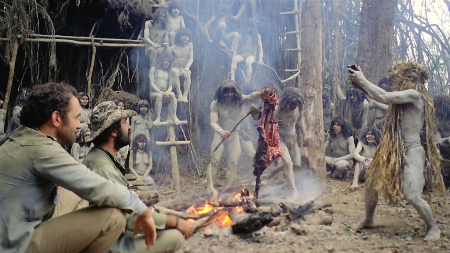 Watch Cannibal Holocaust (1980) Full Movie Online Free