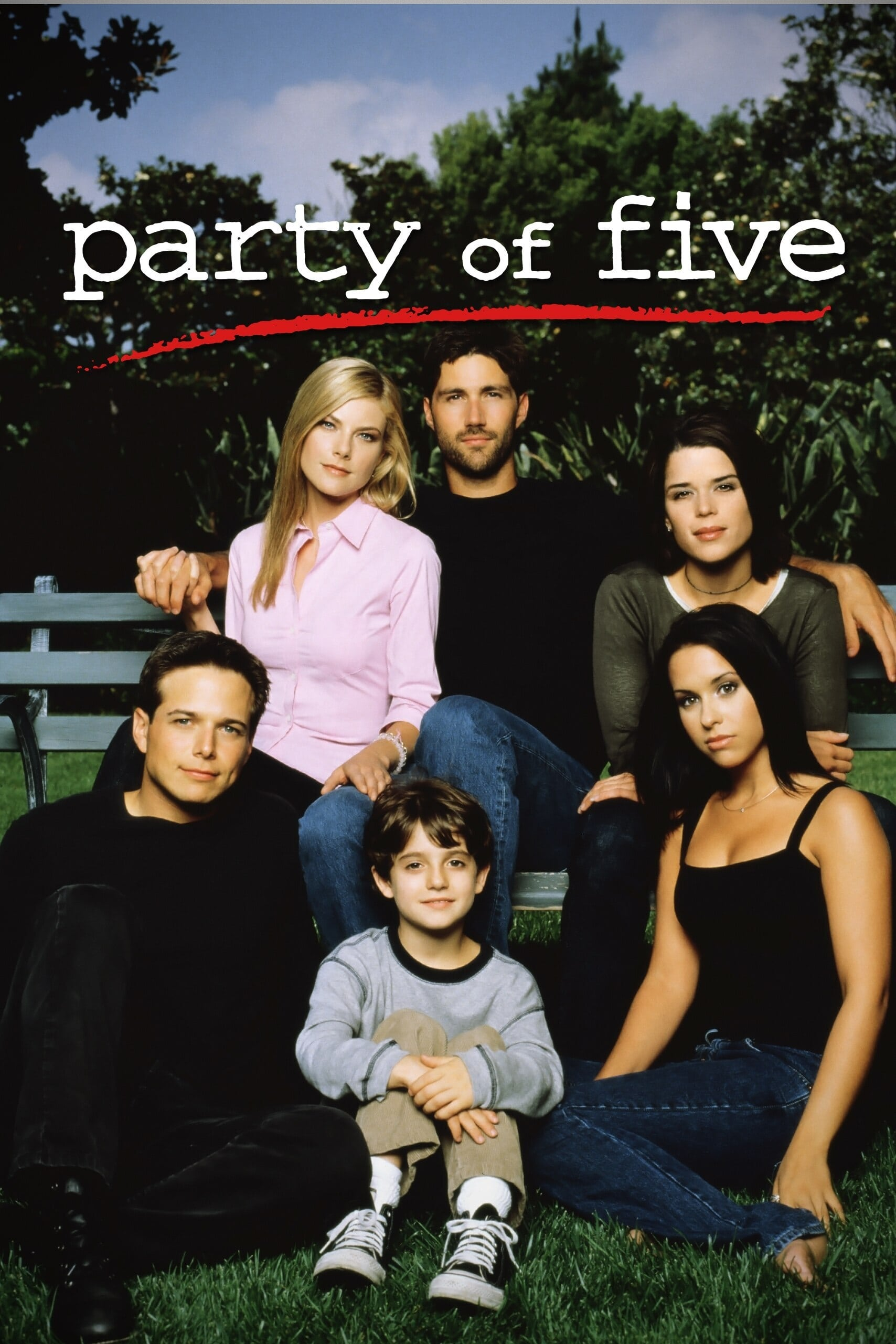Party of Five TV Shows About Big Family