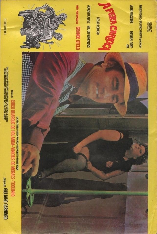 Ver Carioca Tigre Online HD Español (1976)