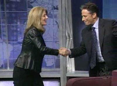 The Daily Show with Trevor Noah Season 8 :Episode 60  Caroline Kennedy