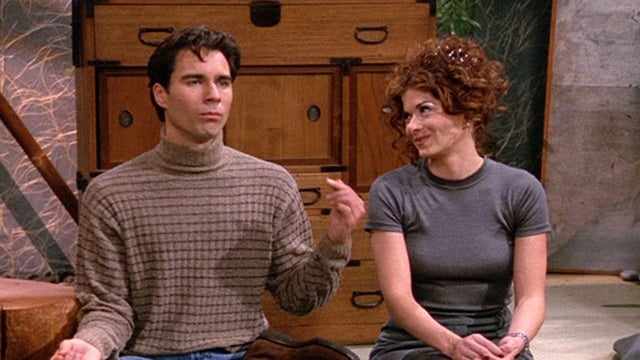 Will & Grace Season 1 :Episode 12  My Fair Maid-y