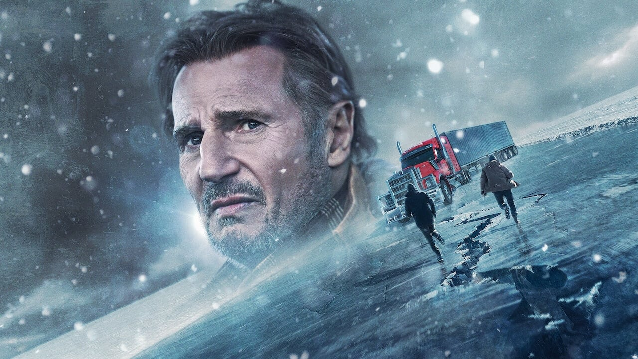 The Ice Road 2021 720p Online
