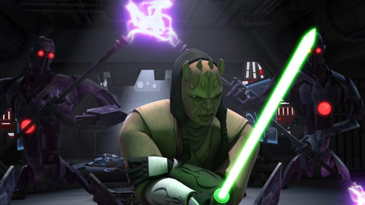 Star Wars: The Clone Wars - Season 2 Episode 9 : Grievous Intrigue